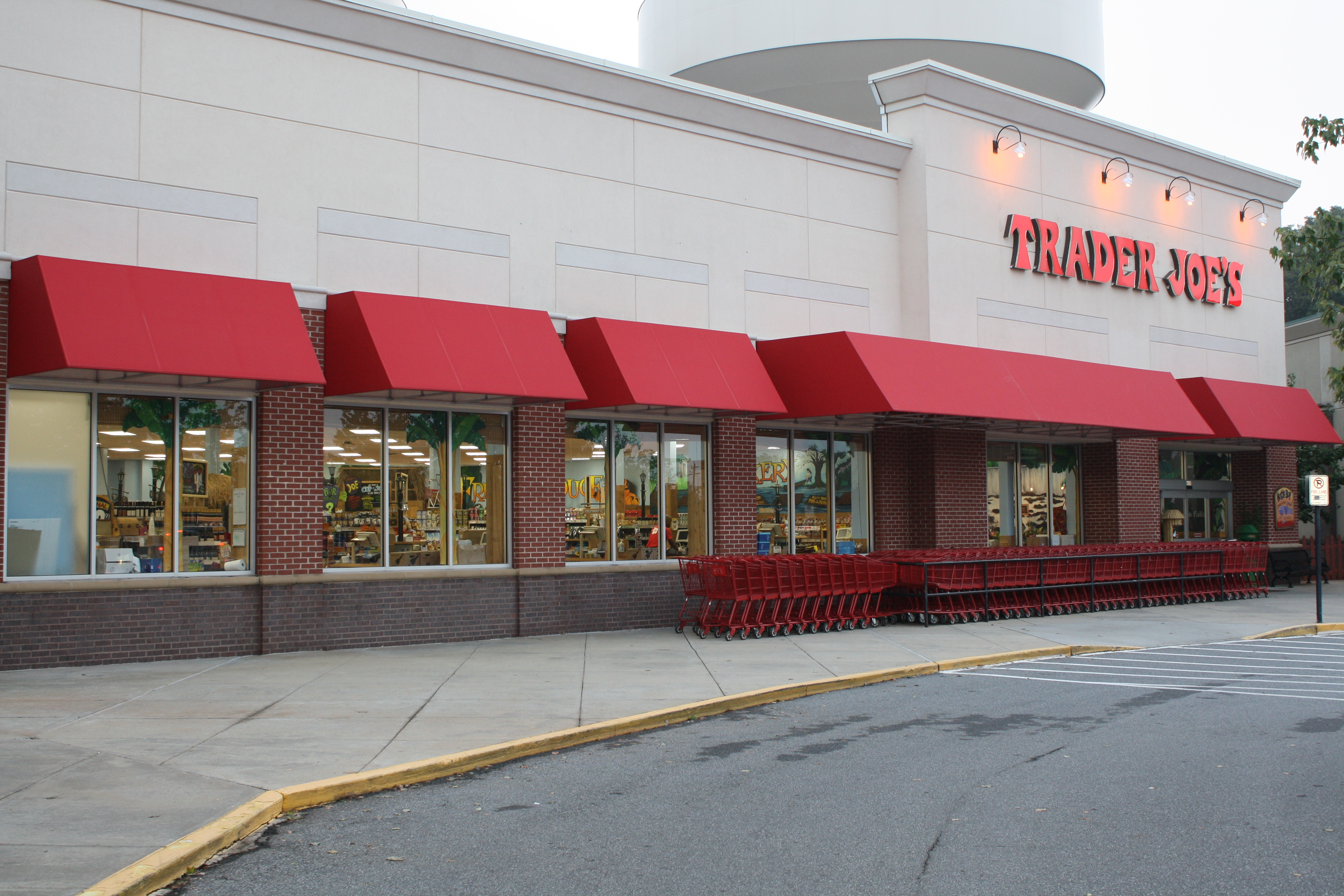 Shopping Centers Affordable Custom Awnings Inc